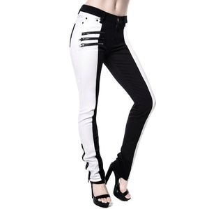 Killstar Duality Speed jeans gothic witchy pants